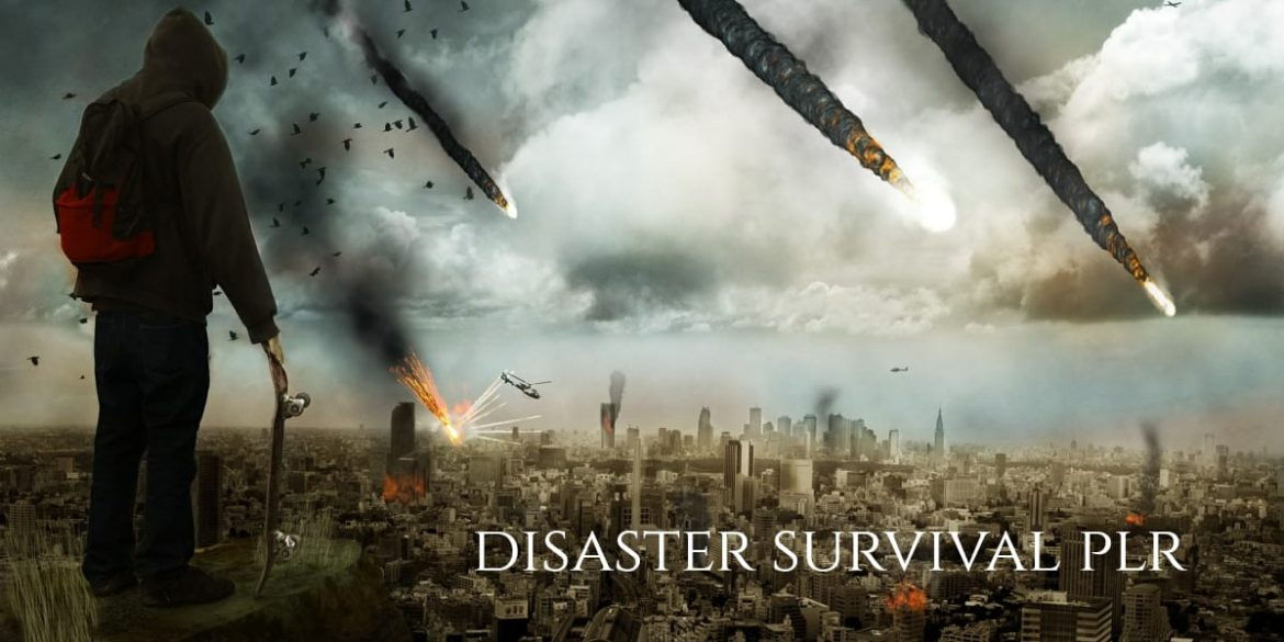 disaster survival plr