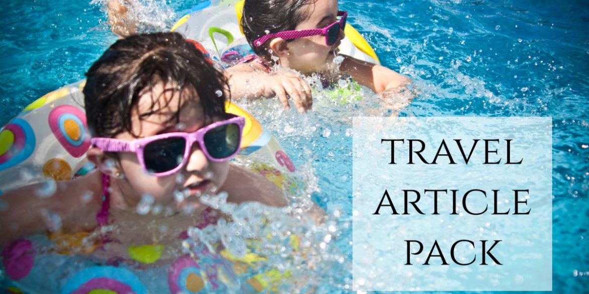 Travel Family Kids PLR Articles