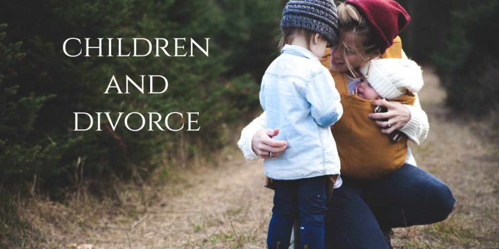children and divorce plr
